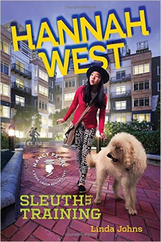 A Second Life for the Hannah West books by Linda Johns (And a Giveaway)