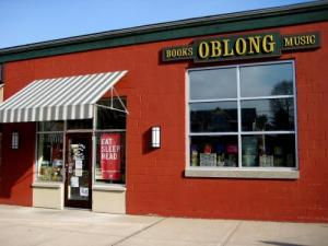 Oblong Books & Music in Rhinebeck, NY