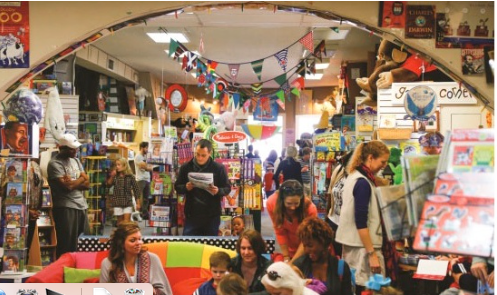 Indie Spotlight: Hooray! Indie Bookshops are Thriving