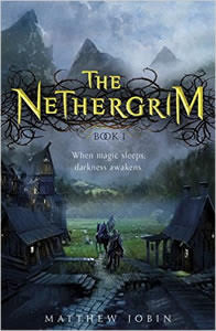 The Nethergim Trilogy: A Giveaway