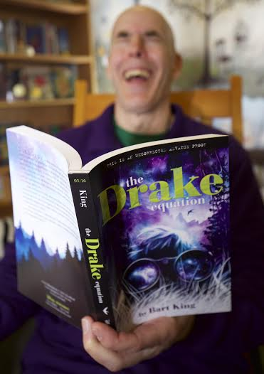 The Drake Equation: Bart King Interview and a Giveaway!