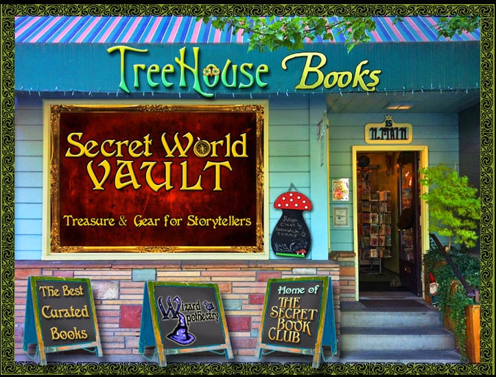 Indie Spotlight: TreeHouse Books,  Ashland OR
