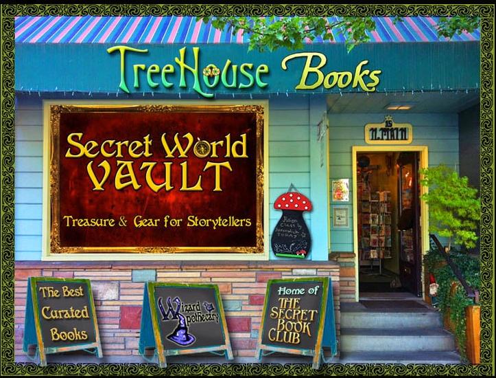 Indie Spotlight: TreeHouse Books,  Ashland OR