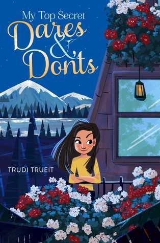 A Chat With Author Trudi Trueit & A Giveaway of My Top Secret Dares & Don'ts!