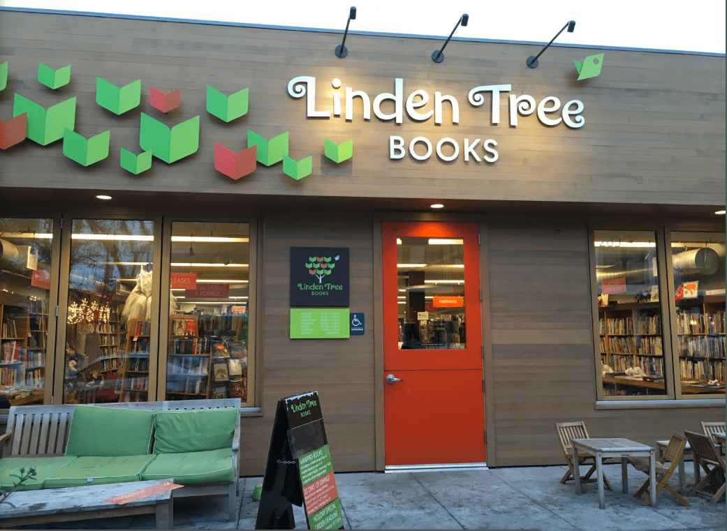 Indie Spotlight: Linden Tree Books, Los Altos CA