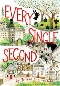Book Jacket of Tricia Springstubb's Every Single Second