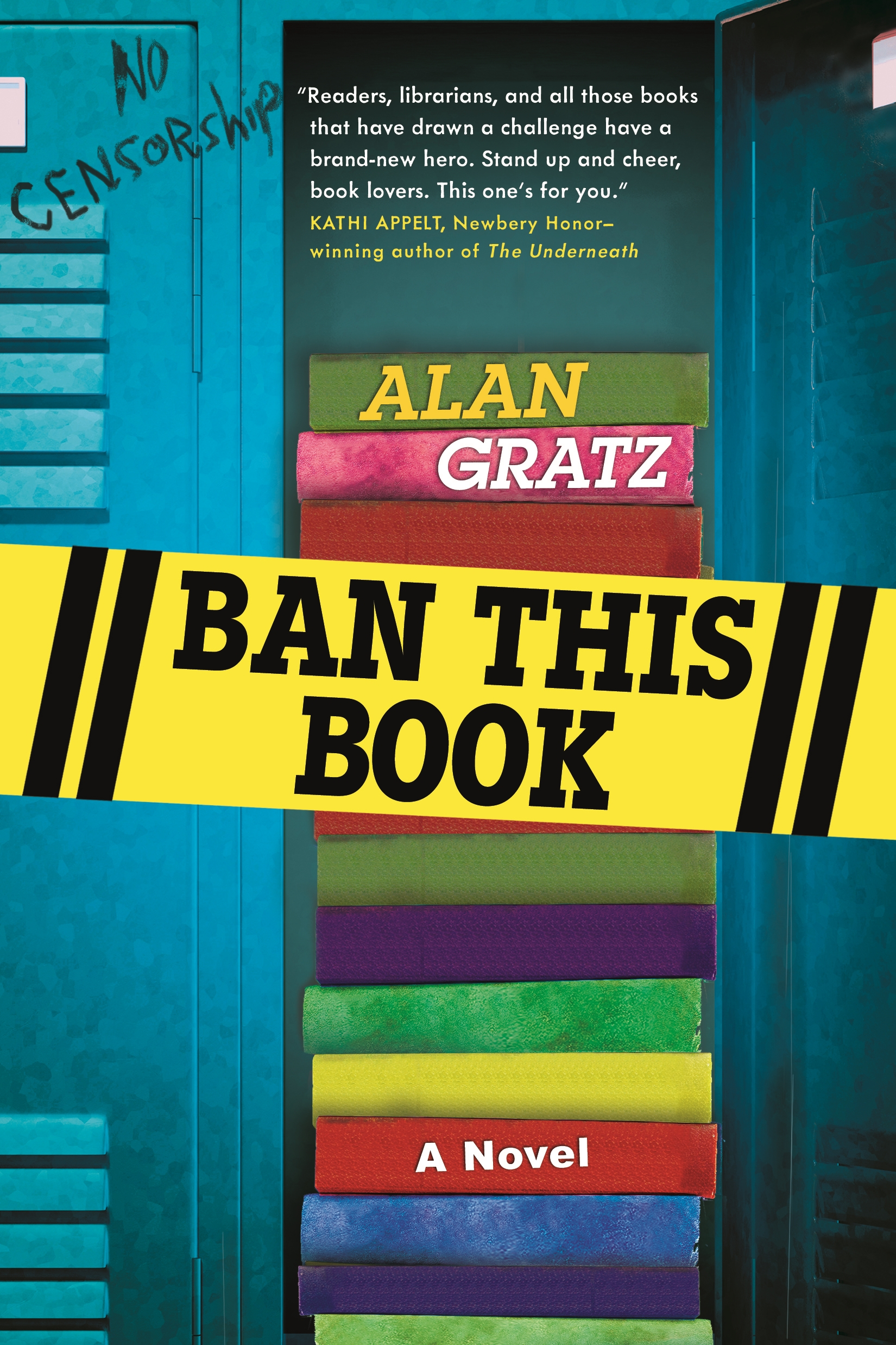 An Interview with Alan Gratz, Author of BAN THIS BOOK