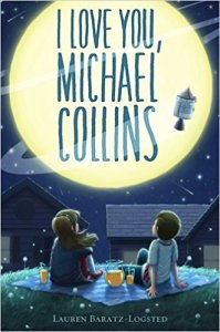 Starman: A Space-Themed Middle Grade Book List | I Love You Michael Collins | https://fromthemixedupfiles.com