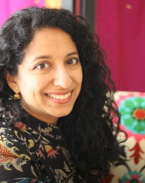American as Paneer Pie:  Interview with Author Supriya Kelkar