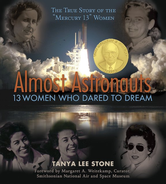 STEM Tuesday-- Astronauts and Space Travel -- Interview with Author Tanya Lee Stone