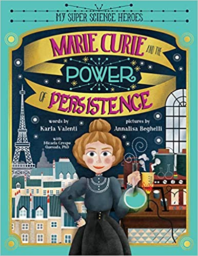 New STEM Book Release - Interview with Author Karla Valenti and a giveaway