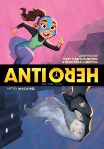 AntiHero Cover