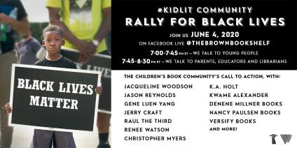 Kidlit Rally for Black Lives