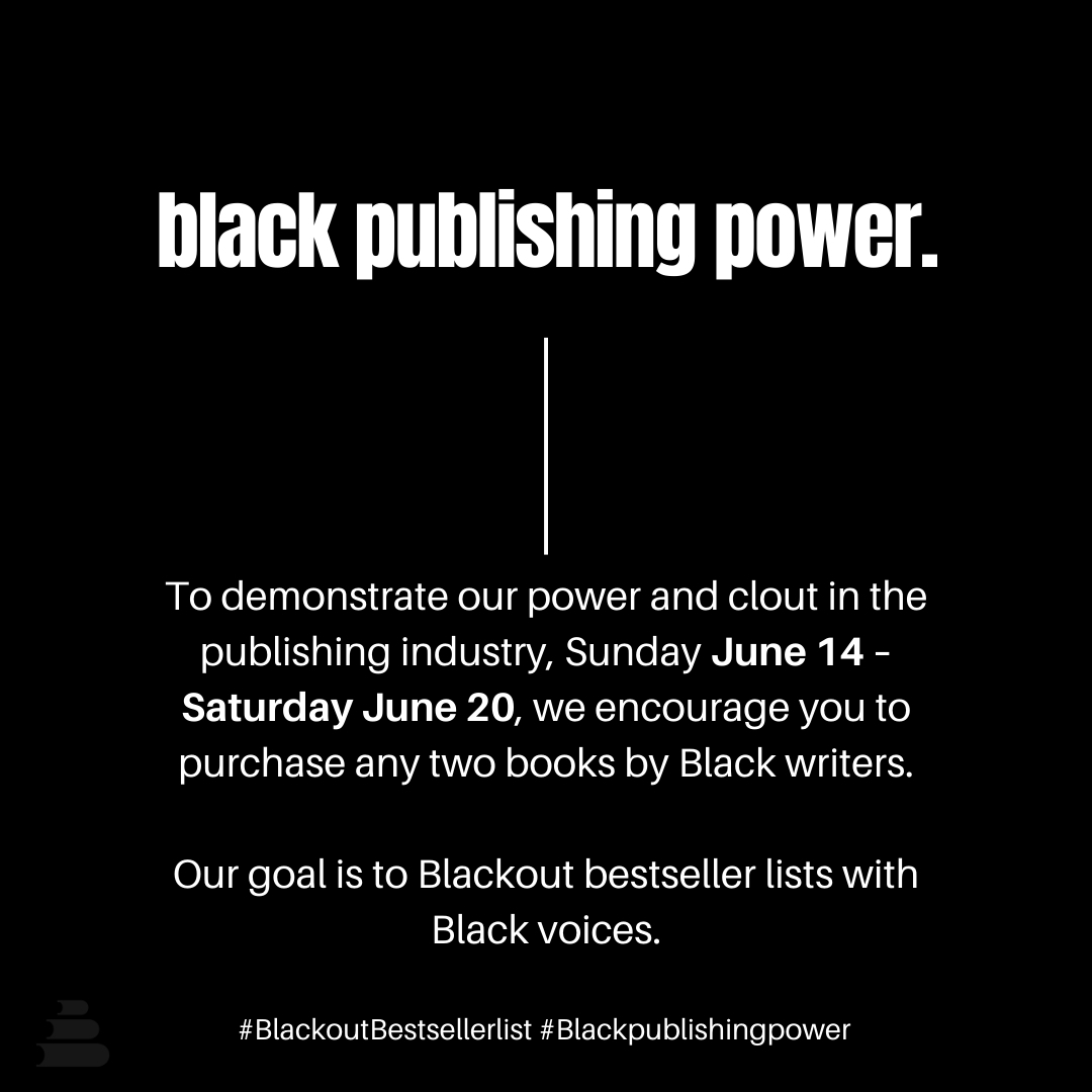 Black publishing Power