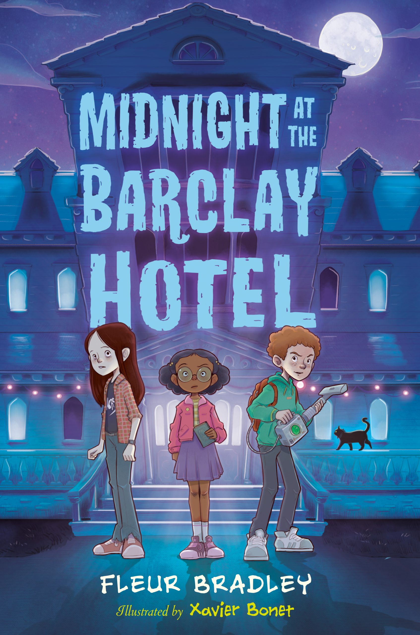 Midnight at the Barclay Hotel:  A Chat with the Author + Giveaway
