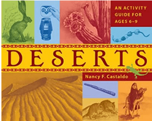 Picture of the book cover for Deserts by Nancy Castaldo