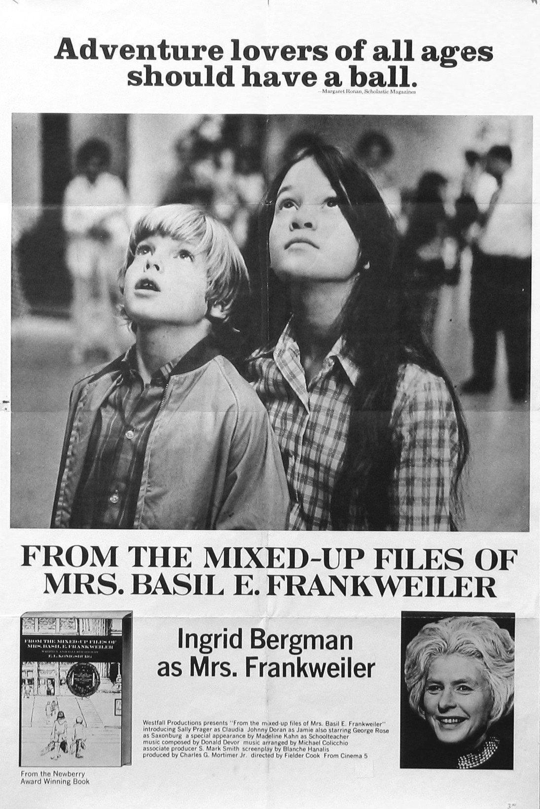 Interview with John Doran, who played Jamie Kincaid in the 1973 movie, From the Mixed-Up Files of Mrs. Basil E. Frankweiler