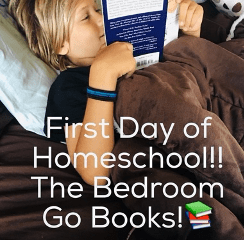 Home Learning: A World of Opportunities to Read & Think