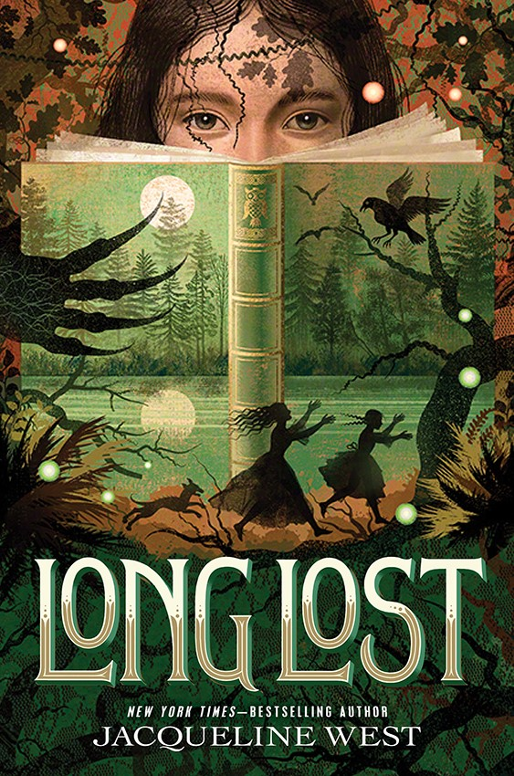 Cover Reveal for Long Lost by Jacqueline West!