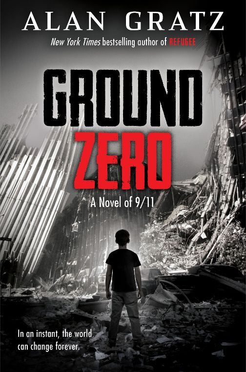 GROUND ZERO --Interview and Giveaway with Author Alan Gratz