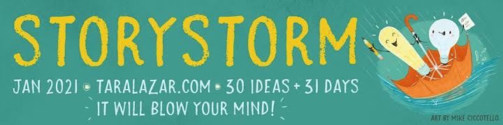 Storystorm: It's Not (Just) for Picture Book Writers