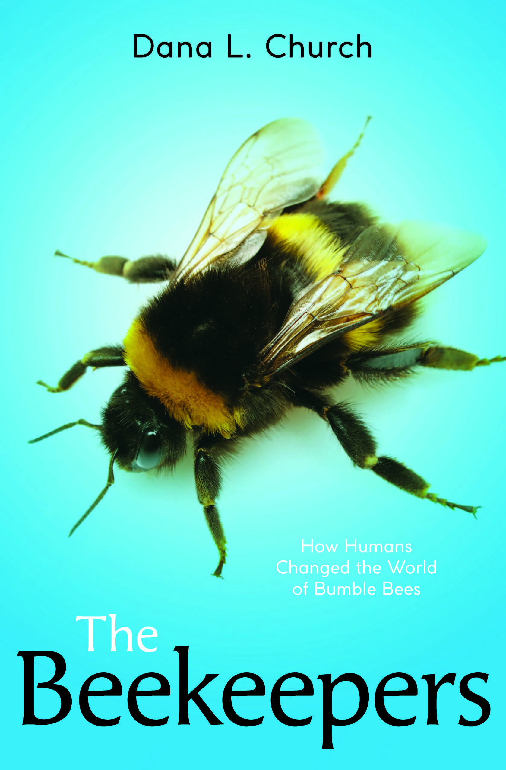 The Beekeepers: How Humans Changed the World of Bumble Bees: An Interview with the Author