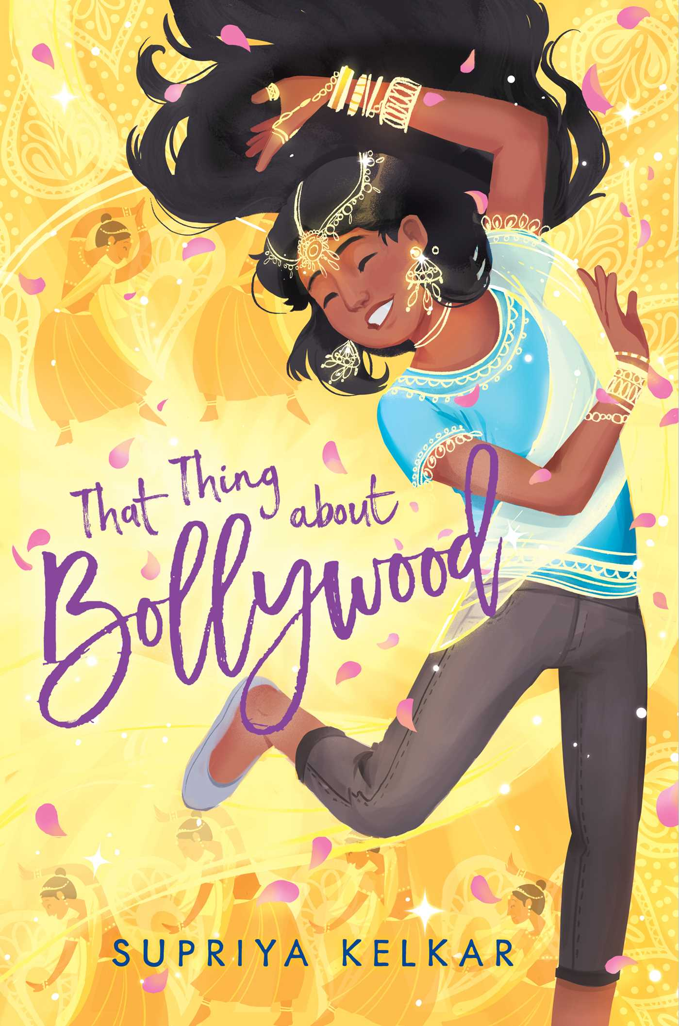 Interview with Supriya Kelkar, author of THAT THING ABOUT BOLLYWOOD!