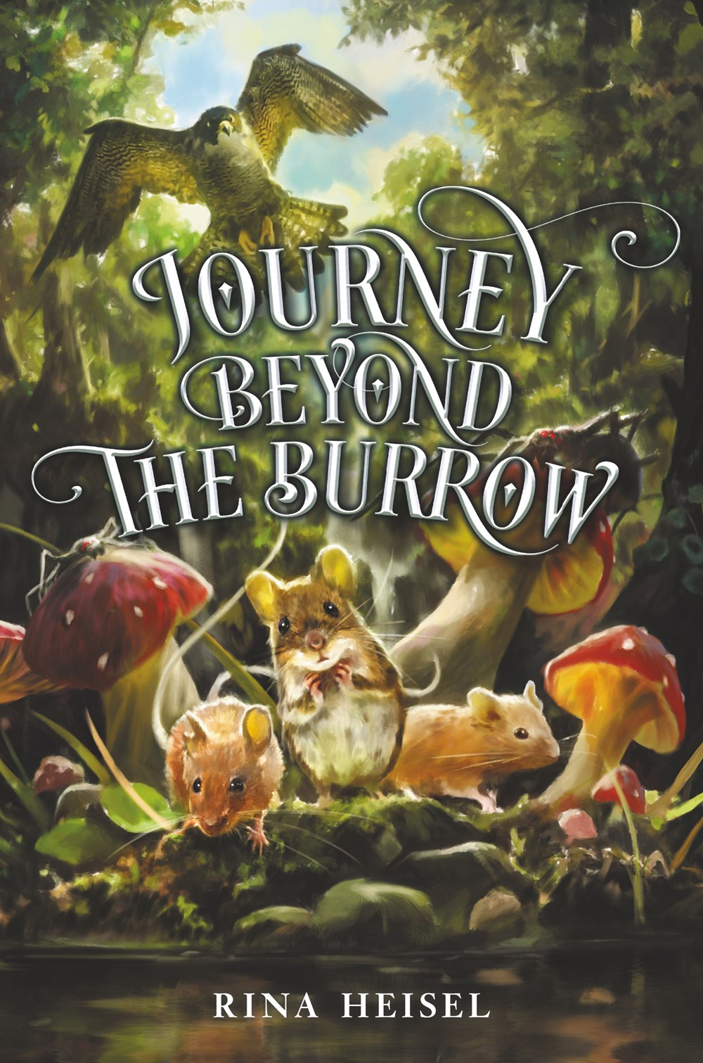 Digging Into Journey Beyond the Burrow