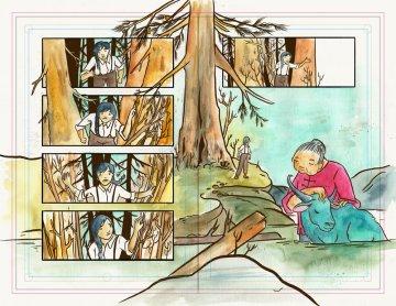 Shing Yin Khor Illustration