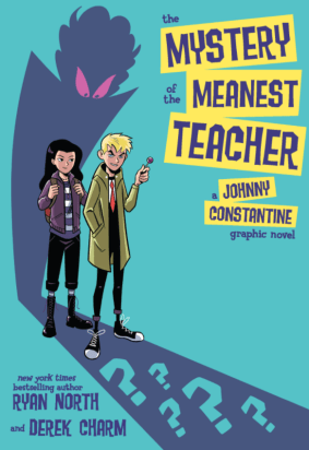 Mystery of the Meanest Teacher Cover