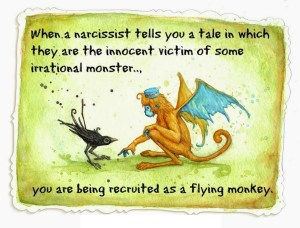 flying monkies quote red flag professional behaviour from the pen of