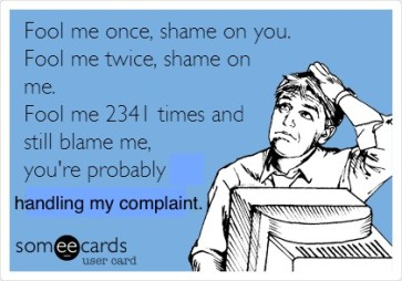 blame and shame funny red flag professional behaviour