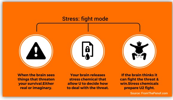 Stress fight mode info graph red flag behaviour change from the pen of