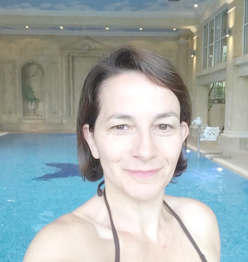 Stephanie Bonnet, a boutique hotel blogger