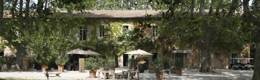 domaine de manville, luxury hotel, provence, alpilles
