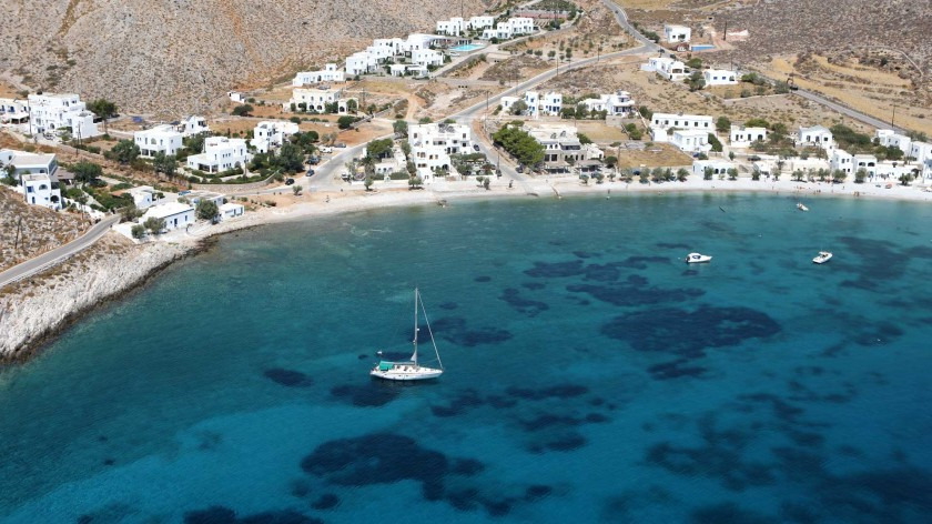 Folegandros, design hotel, From the Poolside blog - stylish places for family holiday