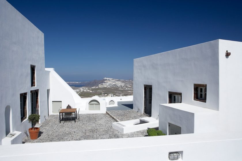Villa Fabrica, Santorini, Greece, luxury villa to rent, From the Poolside blog on boutique hotels and stylish rentals for family holidays