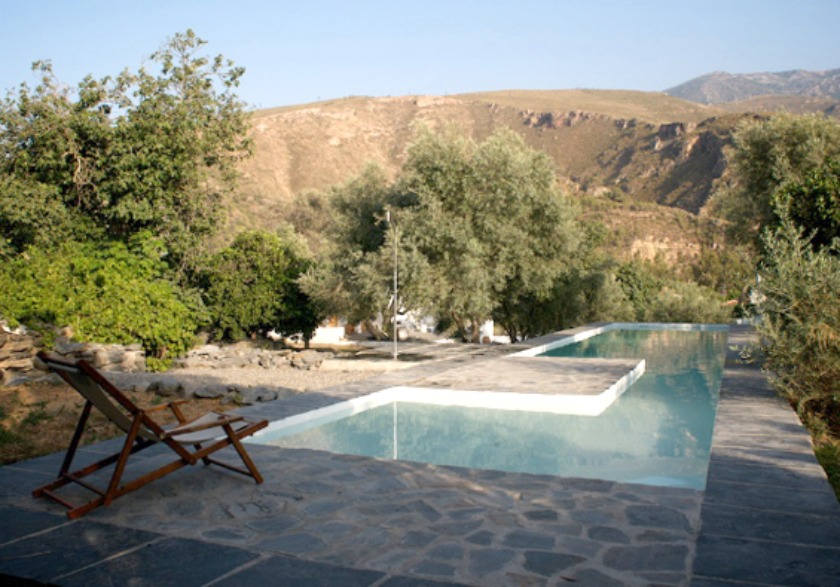 Casa Luca holiday rental, spain, andalucia, From the poolside blog on boutique hotels and stylish rentals for family holidays