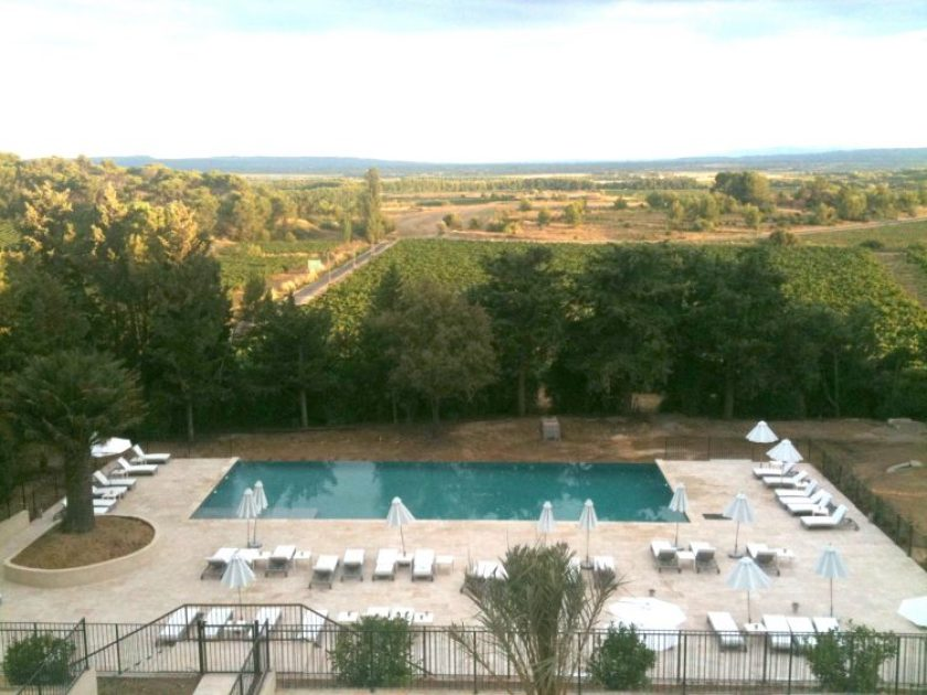 Chateau les Carasses, France, Languedoc, From the Poolside blog on boutique hotels and stylish rentals for family holidays