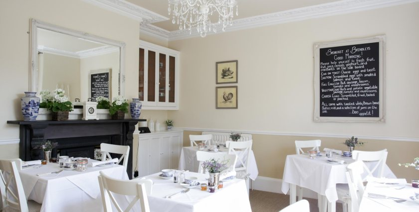 Bridleys boutique B&B, Bath, VIA From the Poolside blog on boutique hotels for family holidays