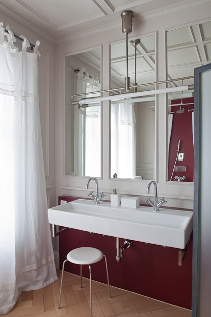 Villa Flor, hotel, Saint Moritz, ski, Switzerland VIA From the Poolside blog on boutique hotels and stylish rentals