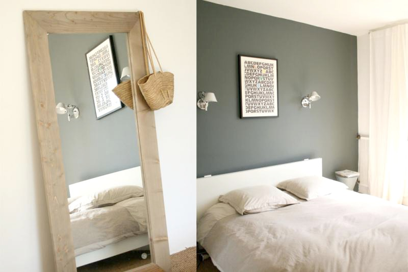 Parents bedroom. Bodie and Fou house for rent in Arcachon, Gironde, France VIA From the Poolside blog on boutique hotels and stylish rentals for family holidays.