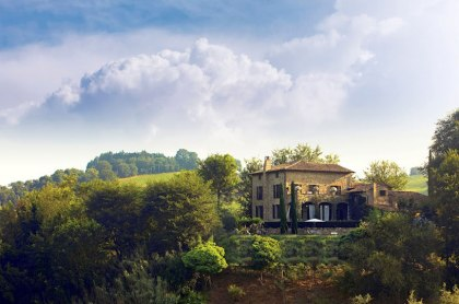 La Segreta, beautiful farmhouse and villa to rent in Umbria. The house dreams of perfect holidays are made of.