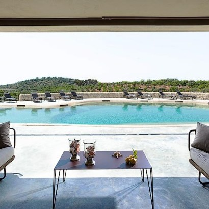 Country House Villadora in Sicily, a great small hotel that opened in August 2015.