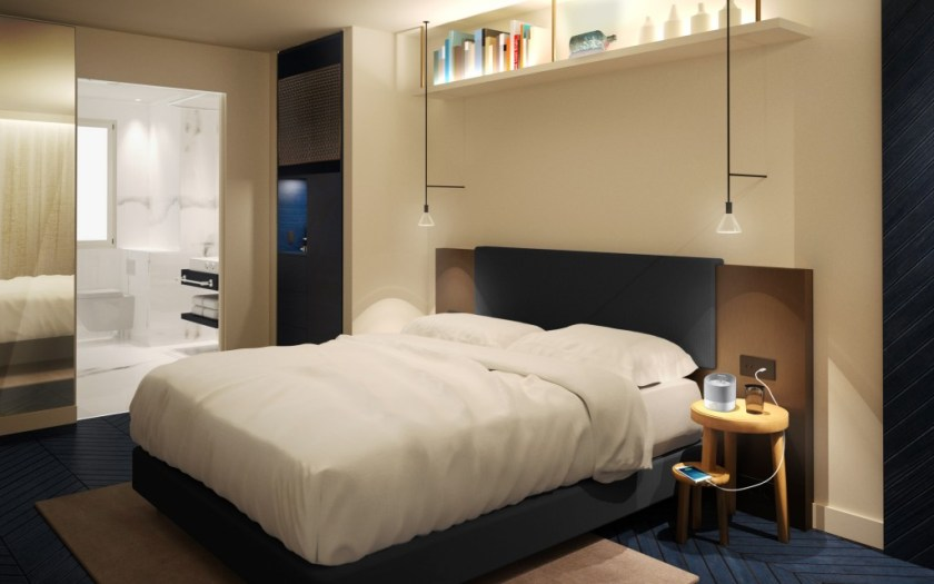 Amastan Hotel, new Paris boutique hotel opening in 2016