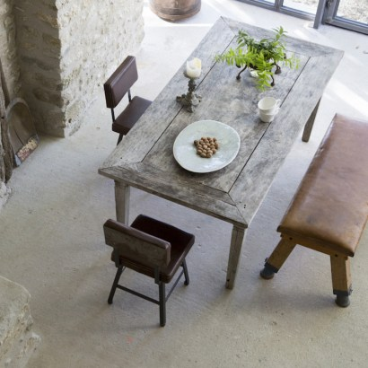 Discover Bassivière, a holiday rental in Perigord for families who like design and good food.