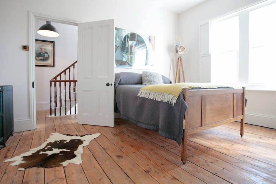 House Thirty One, a small B&B by the seaside in Hastings, the UK. Read the post to discover more stylish and small hotels with interiors charm.