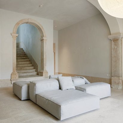 Santa Clara 1728 a new design b&b with suites and flats in Lisbon, Portugal. Just beautiful!