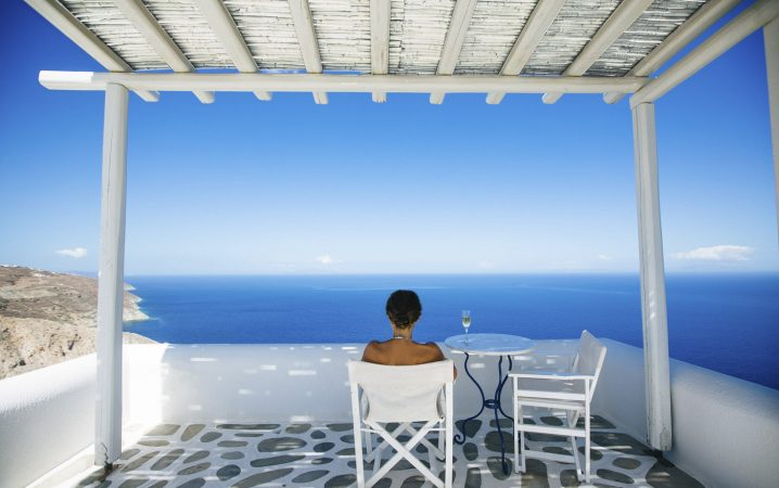 Anemomilos apartments to rent in Greece