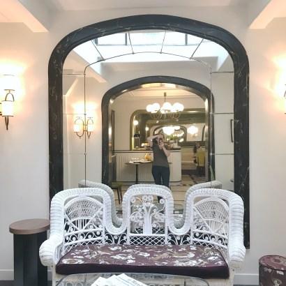 Hotel Bienvenue a new trendy hotel in Paris. Read my review